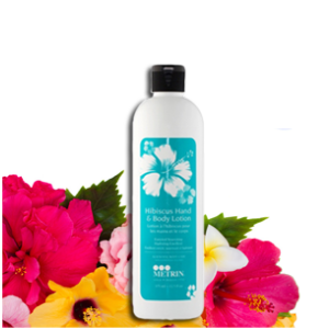Metrin Hibiscus Hand and Body Lotion