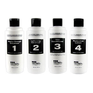 METRIN Scientific Skincare Program - Men's Value Pack